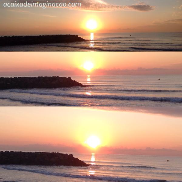 nascer do sol espanha