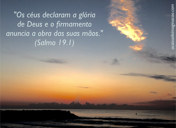 Salmos 19.1
