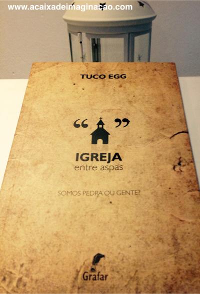 livro Tuco Egg, editora Grafar