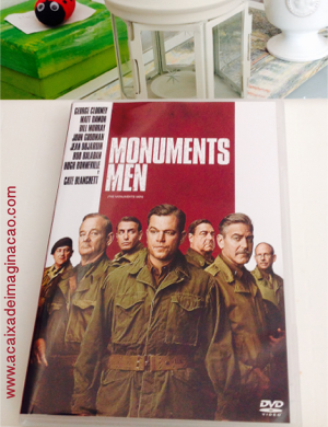 monuments men , resenha