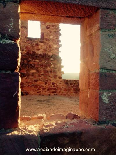 Janelas do Castelo de Vilafamés