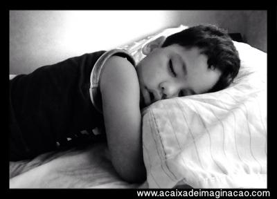 Alejandro dormindo
