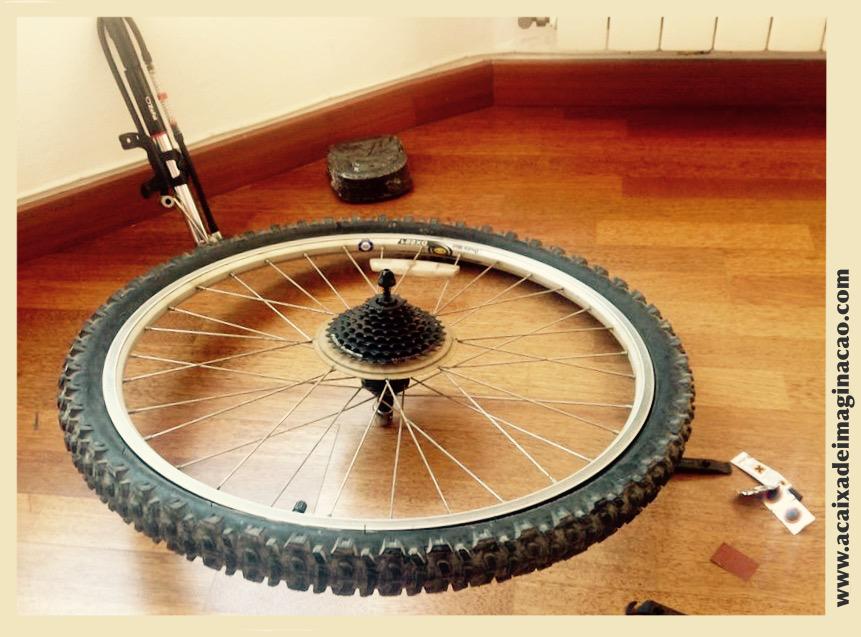 pneu furado