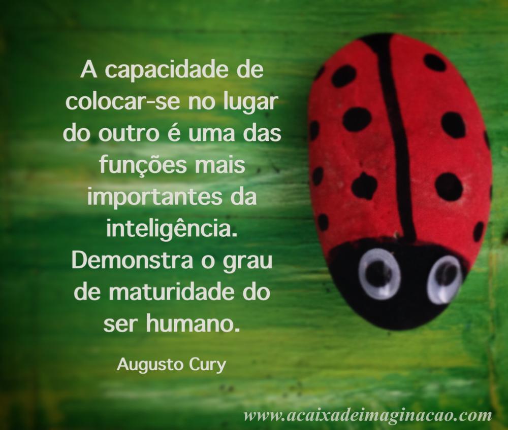 Frase Empatia A Cury Portugués