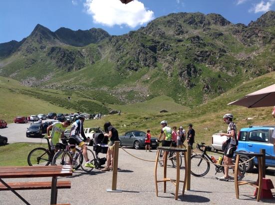 Andorra 9 bicicletas