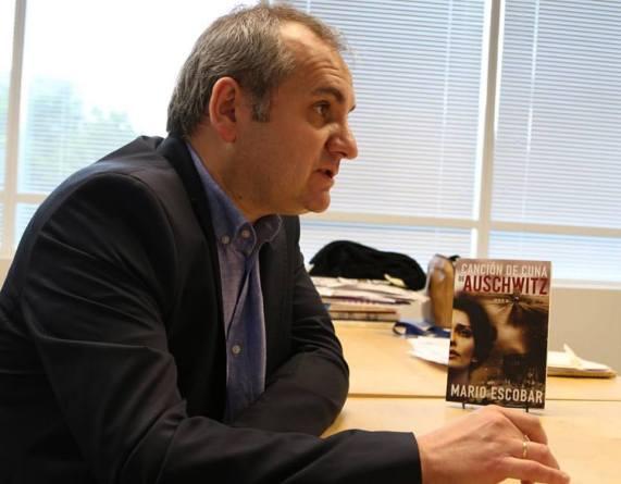 Mario Escobar a caixa de imaginação 2