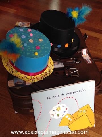 conta contos, contação, crianças, a caixa de imaginação