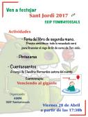 Sant jordi Tombatossals 2017