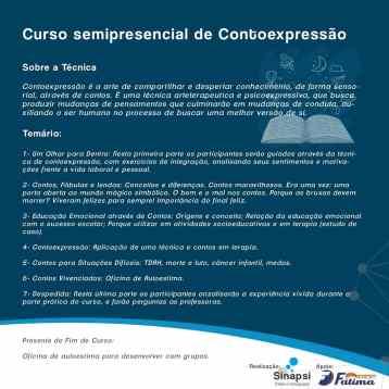 Curso de Contoexpressão Criciuma 3