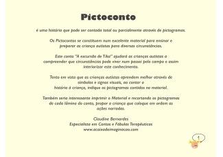 Pictoconto - A excursão de Tika 2