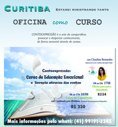 Curso de Coontoexpressão Curitiba 1