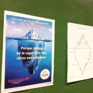 3 Oficina O ICEBERG 1 Contoexpressão Claudine Bernardes