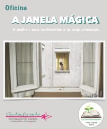 5 Cartaz Oficina Janela Mágica 1 Contoexpressão Claudine Bernardes